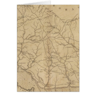 Richland Bezirk, South Carolina Karte