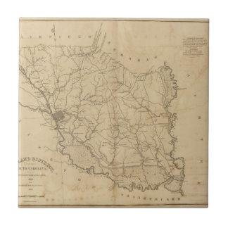 Richland Bezirk, South Carolina Keramikfliese