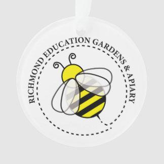 Richmond-Bildungs-Garten-Feiertags-Verzierung - Ornament