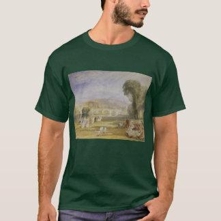 Richmond-Hügel und Brücke, Surrey T-Shirt