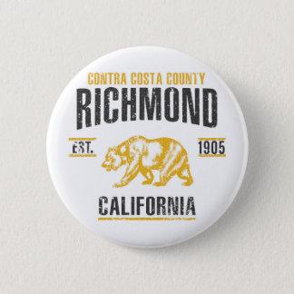 Richmond Runder Button 5,1 Cm