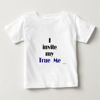 Richten Sie mich aus Baby T-shirt