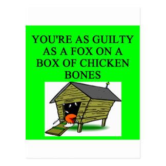 RICHTER-Witz Postkarte
