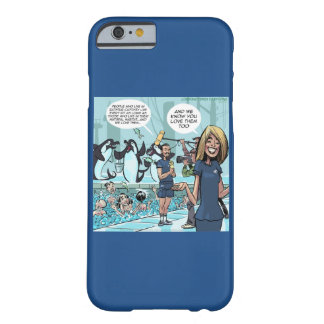 Rick London lustiger iPhone 6 Fall Barely There iPhone 6 Hülle