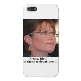 Rick Perry sorgt sich Sarah Palin iPhone 5 Hüllen