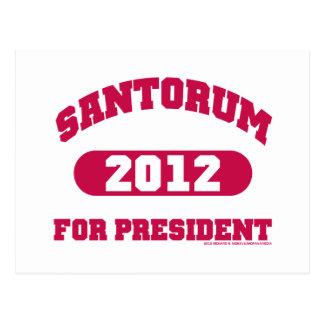 Rick Santorum Postkarte