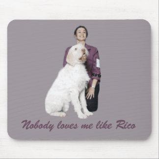 Rico und Susan Mousepad