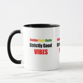 Riddim wurzelt Radioausschließlich gute Tasse