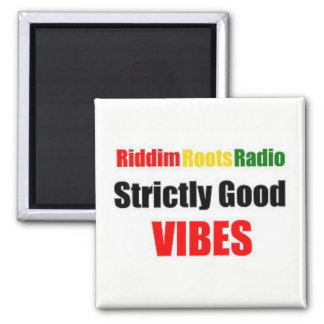 Riddim wurzelt Radioausschließlich guten Quadratischer Magnet