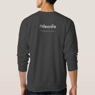RideorDie Schweiss-Shirt Sweatshirt