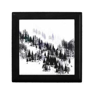 Ridge der Bäume Erinnerungskiste