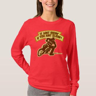 Ridin u. Slidin (klares Gelb) T-Shirt