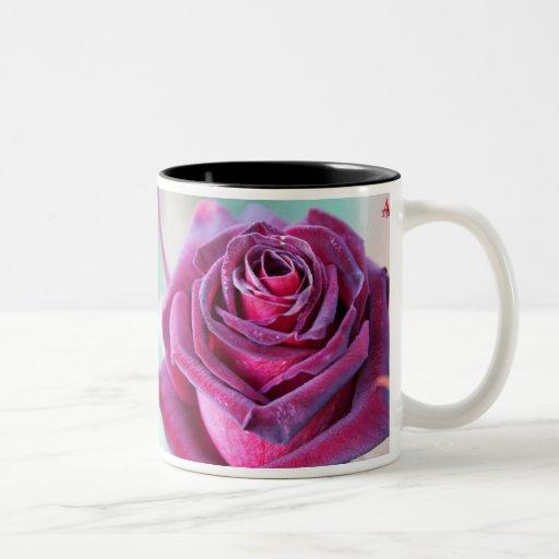 Riechen Sie die Rosen… Tee Haferl