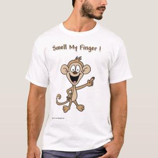 Riechen Sie meinen Finger! T-Shirt