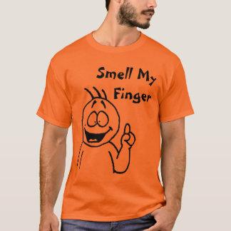 Riechen Sie meinen Finger T-Shirt