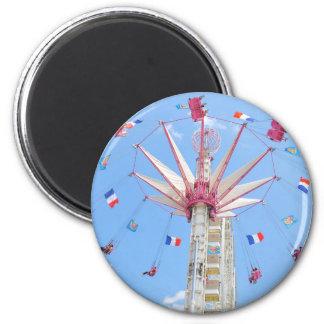 Riesenrad Runder Magnet 5,1 Cm