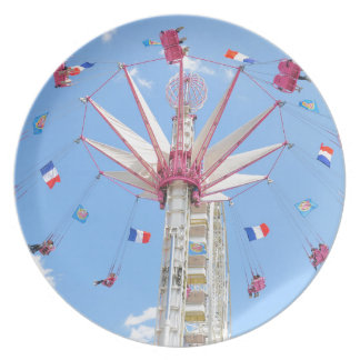 Riesenrad Teller