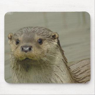 Riesige Fluss-Otter-Mausunterlage Mousepad