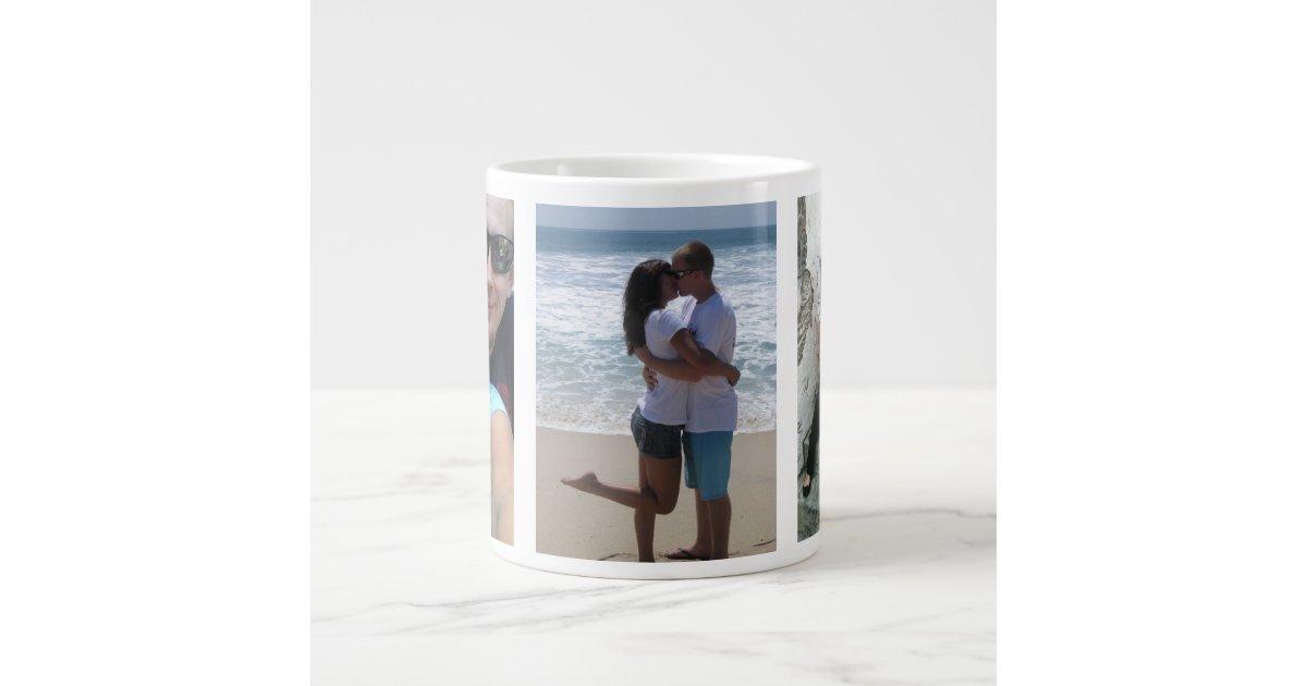 Tassen Jumbo : Riesige kundenspezifische foto tassen extragro?e