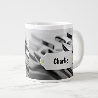 Riesige Mechaniker-Kaffee-Tassen Jumbo-Tassen
