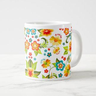 Riesige Tasse des Muster-1 Extragroße Tasse
