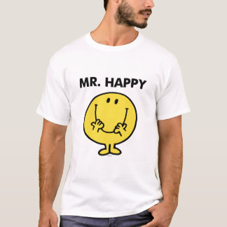 Riesiger Smiley Herr-Happy | T-Shirt