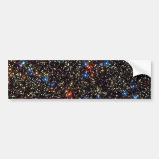 Riesiger Sternhaufen Omegas centauri Autoaufkleber
