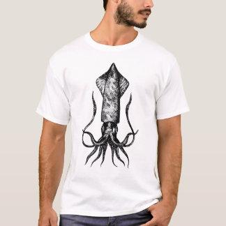 Riesiger Tintenfisch tief im Meer T-Shirt