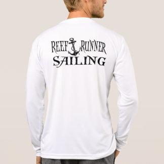 Riff-Läufer-Segeln - Anker-T-Stück T-Shirt