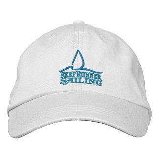 Riff-Läufer-Segeln-Rückschritt-Hut Bestickte Baseballkappe