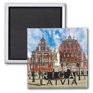 Riga Quadratischer Magnet