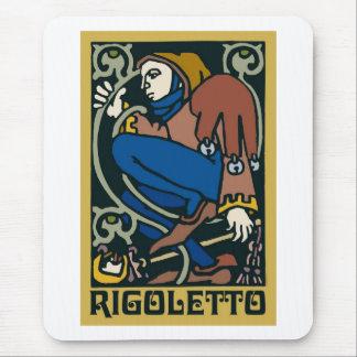Rigoletto, Oper Mousepad
