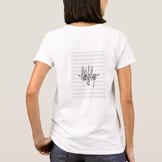 RIKKI LA ROUGE CAMINO DE DOMINO CAMISA T-Shirt