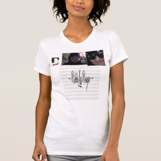 RIKKI LA-ROUGE-COLLAGE CAMISA T-Shirt