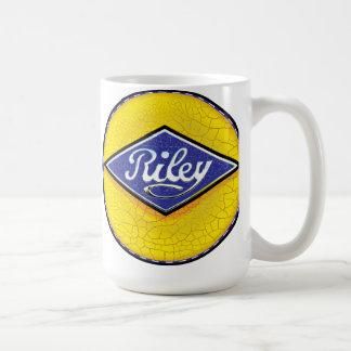 Riley-Autos von Großbritannien Kaffeetasse