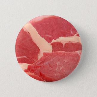Rindfleisch Runder Button 5,7 Cm