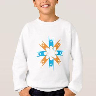 Ring der glücklichen Humanisten Sweatshirt