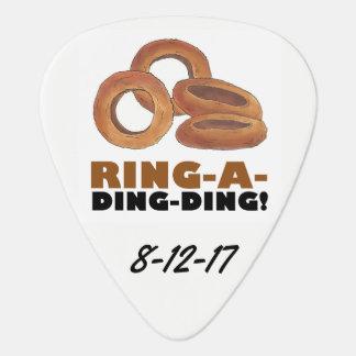 Ring-ein-Klingeln-Klingeln lustiges Plektron