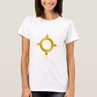 Ring Kugeln torus spheres T-Shirt