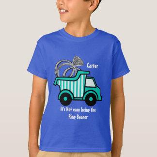 Ring-Träger-Kipper T-Shirt