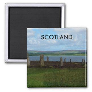 Ring von Brodgar - Schottland Magnete