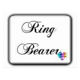 Ringbearer-Box Postkarte