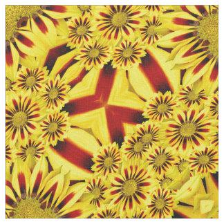 Ringelblumen-Gewebe Stoff