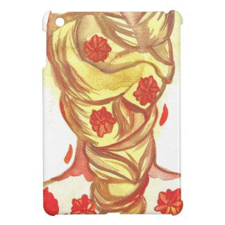 Ringelblumen-Haar iPad Mini Hülle