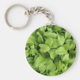 Ringelblumen-Sämlinge Keychain Schlüsselanhänger