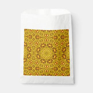 Ringelblumen-Vintage Geschenktütchen