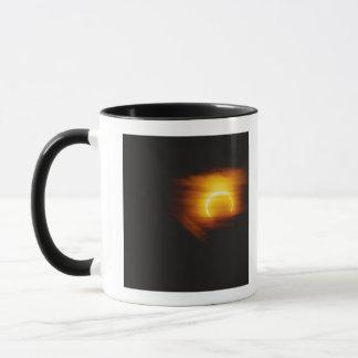 Ringförmige Eklipse Tasse