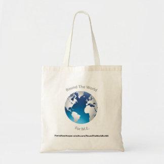 Ringsum die Welt für M.E. - Tasche