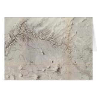 Rio Colorado des Westens Karte
