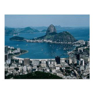 Rio de Janeiro, Brasilien Postkarte